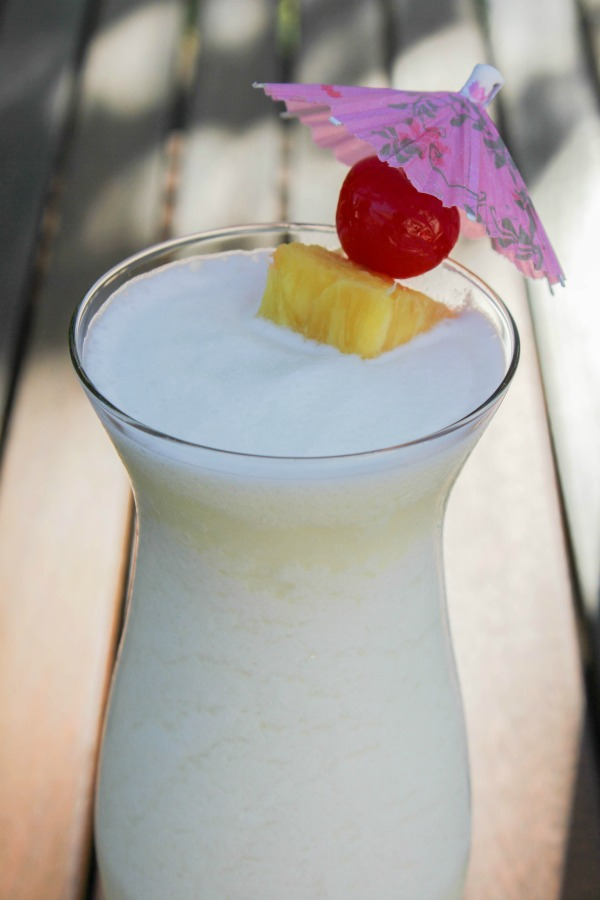 Classic Piña Colada | The Chef Next Door #SundaySupper
