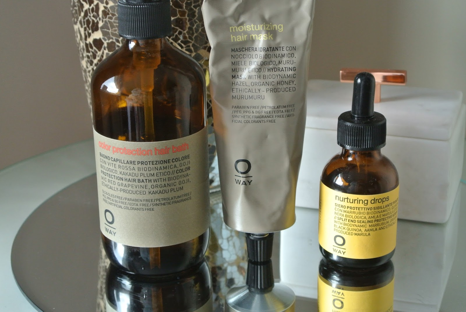 O Way Hair Care Products