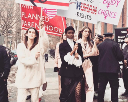 How Fashion Proved It's Feminist AF This Month