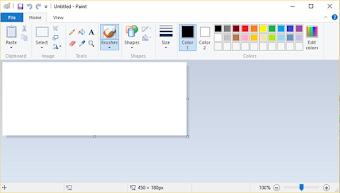 لمحبي برنامج Paint، مايكروسوفت تقرر أخيرا الإبقاء عليه في ويندوز 10