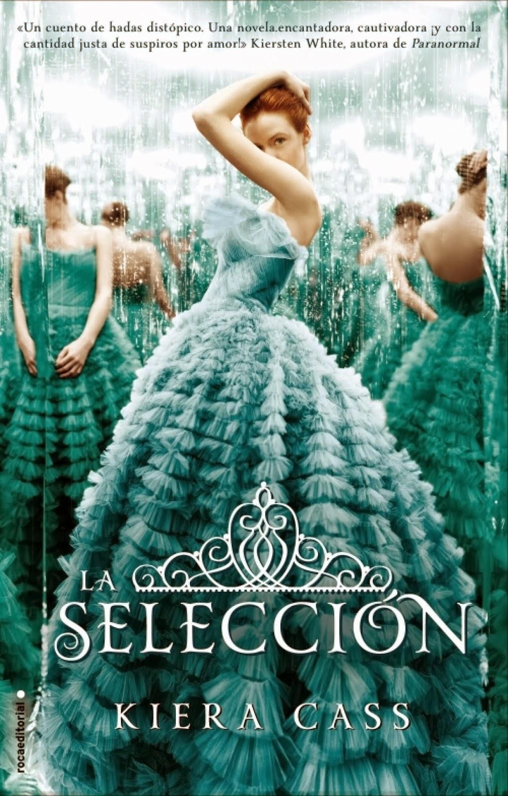 Kiera-Cass-la-seleccion-saga-recomendaciones-interesantes-literatura-opinion-blogs-blogger
