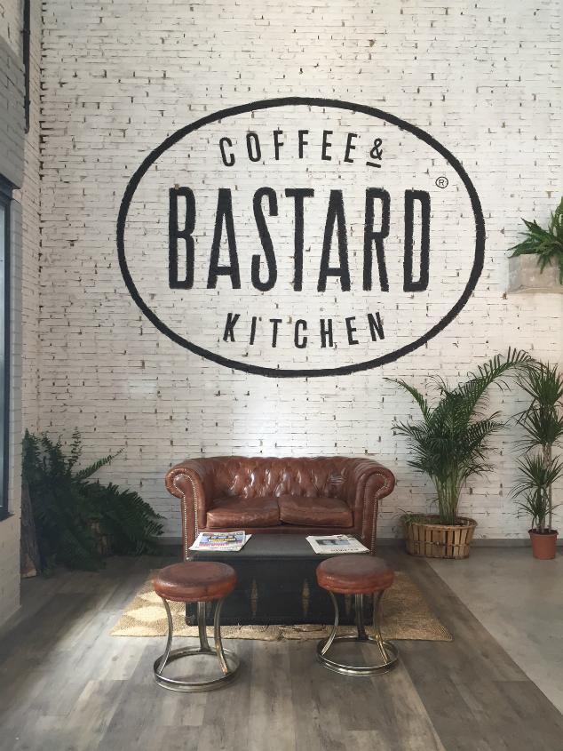 Bastard Coffee Kitchen Valencia Xuquer