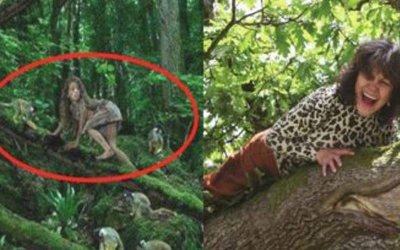 Kisah Wanita yang Dibuang di Hutan dan Dipelihara Monyet