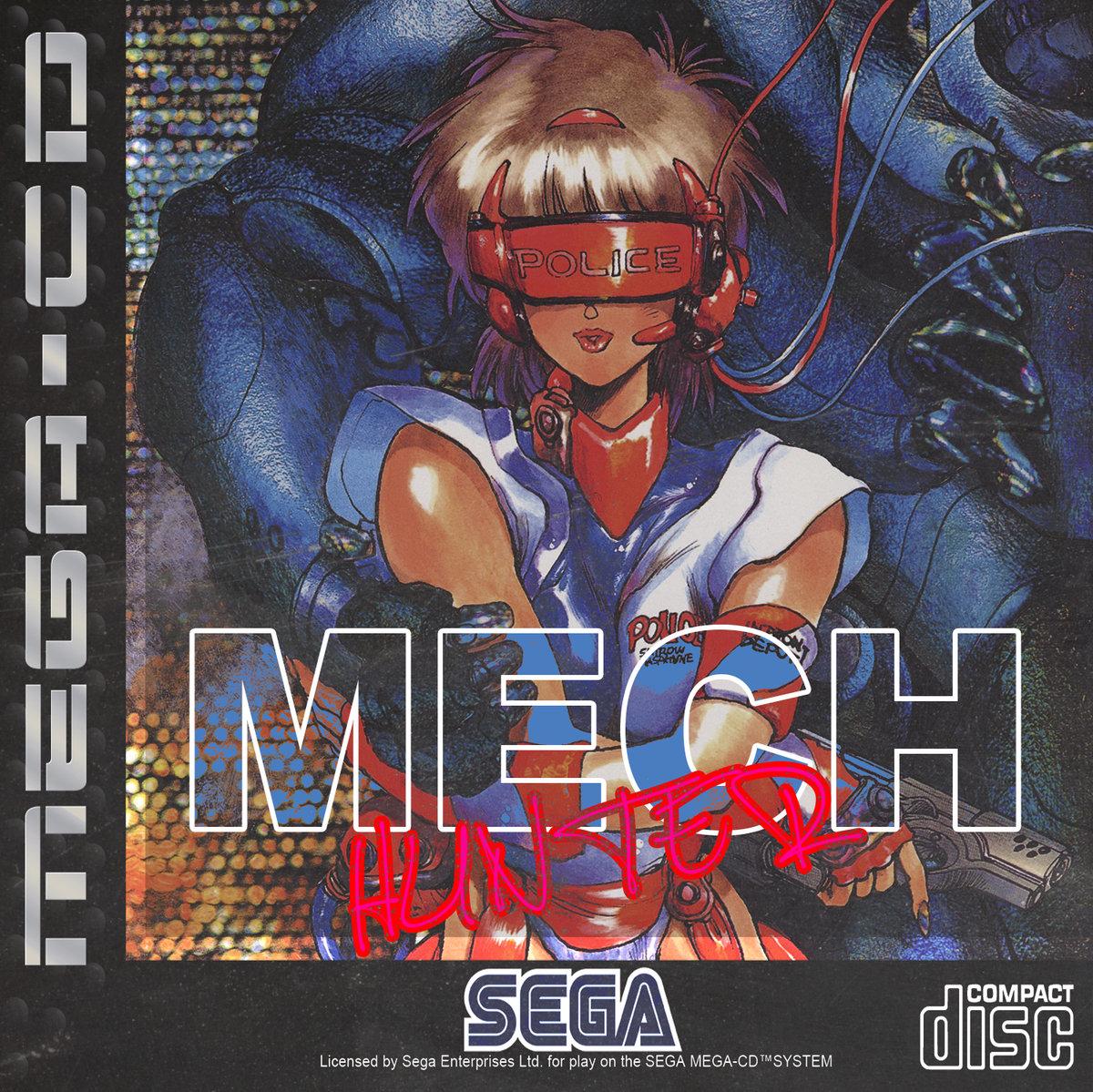 Mitch Murder: Mech Hunter OST - Destroy//Exist