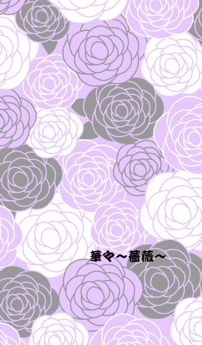 Flowers -Rose-*