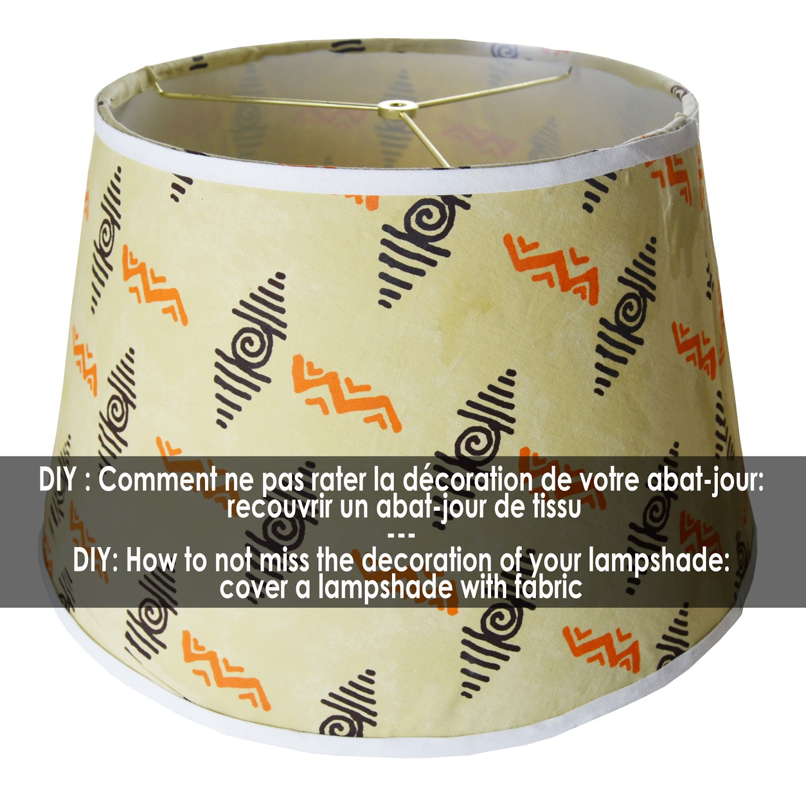 Patron Abat Jour Papier blog coo-mon : diy : comment ne pas rater la décoration de