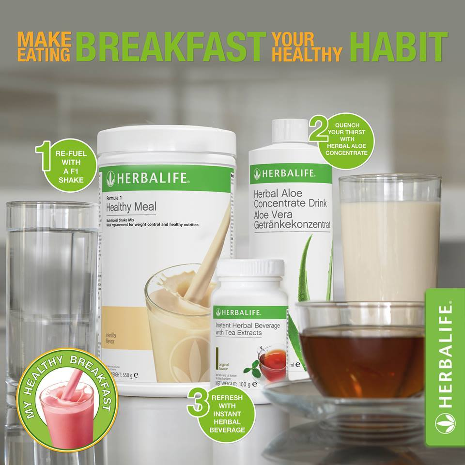 Herbalife Protein Shake Nutrition