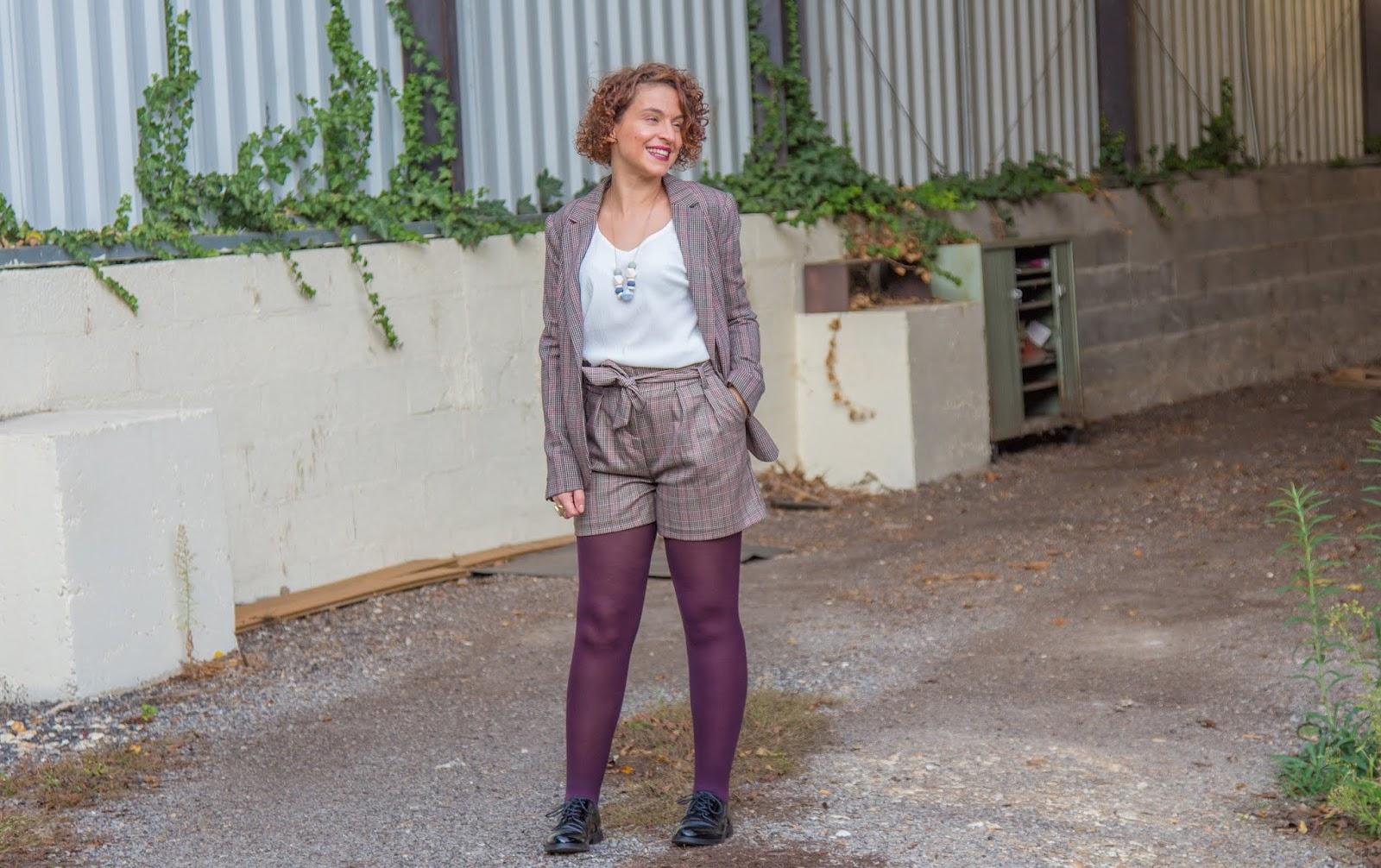 look-tailleur-short-promod