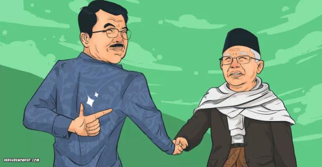 Tobat Politik : Jusuf Kalla Mulai Meninggalkan Jokowi?