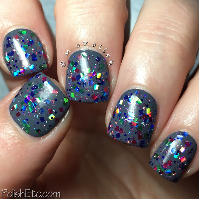 Whimsical Ideas by Pam - Holiday 2018 - McPolish -Times Square