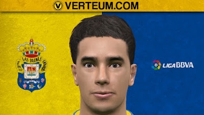 PES 2016 Sergio Araujo Face by Windhook