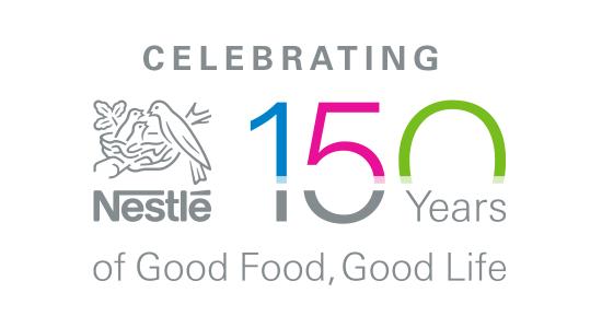 Nestlé 150th Anniversary 1866-2016