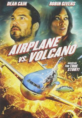 Airplane Vs Volcano 2014 Dual Audio Hindi 720p HEVC BluRay 450MB