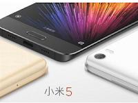 Harga Xiaomi Mi 5 2016