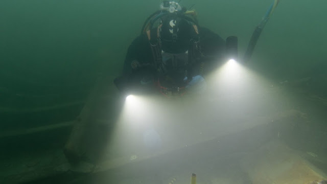 Perfectly preserved 12th-century 'Viking-style' ship reveals construction secrets