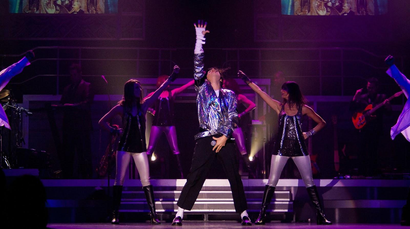 Delfim Miranda - Michael Jackson Tribute - Legends in Concert in Las Vegas (USA) - Jam