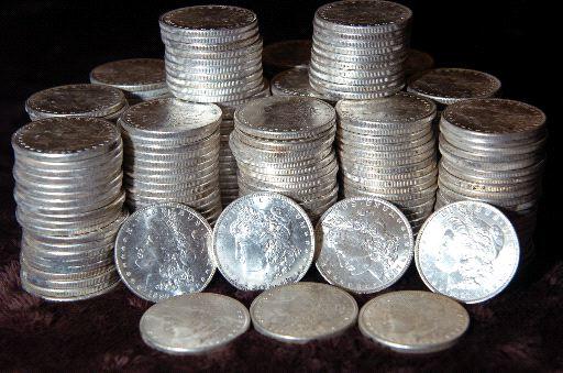 Srebrne Monety Gdzie Tanio Kupić Pieniądze I Oszczędzanie