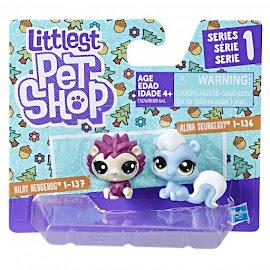 Littlest Pet Shop Series 1 Mini Pack Alina Skunkerby (#1-136) Pet
