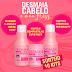 Sorteio de 10 Kits contendo shampoo, leave-in e máscara 250g