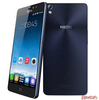 Root Tecno Phantom Z A7