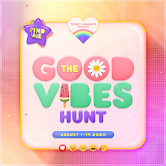 good vibes hunt