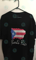 Shirt 006 - Puerto Rico