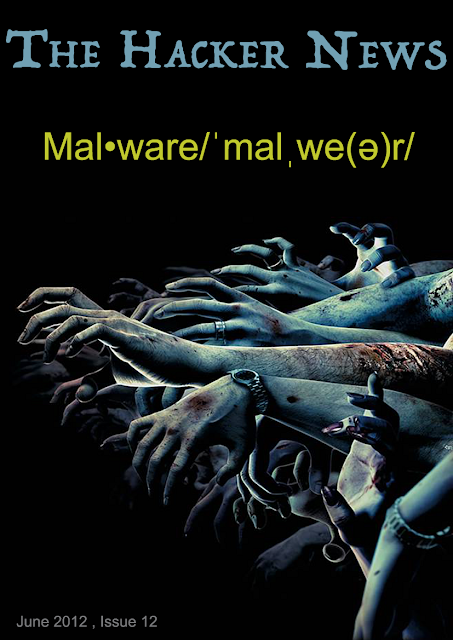 MALWARE - June 2012 | The Hacker News Magazine Released