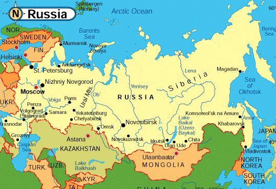 My Russian Adventure Yekaterinburg Where Is That