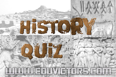 History Quiz for Competitive Examinations (#eduvictors)(#cbsenotes)