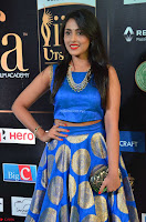 Madhu Shalini Looks Super Cute Slim trim Blue Choli Ghagra IIFA Utsavam Awards 020.JPG