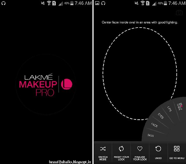 lakme makeup pro app review
