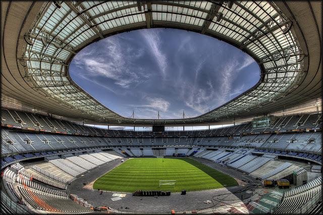 Passeios guiados no Stade de France