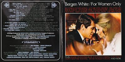 Bergen White - For Women Only (1970)