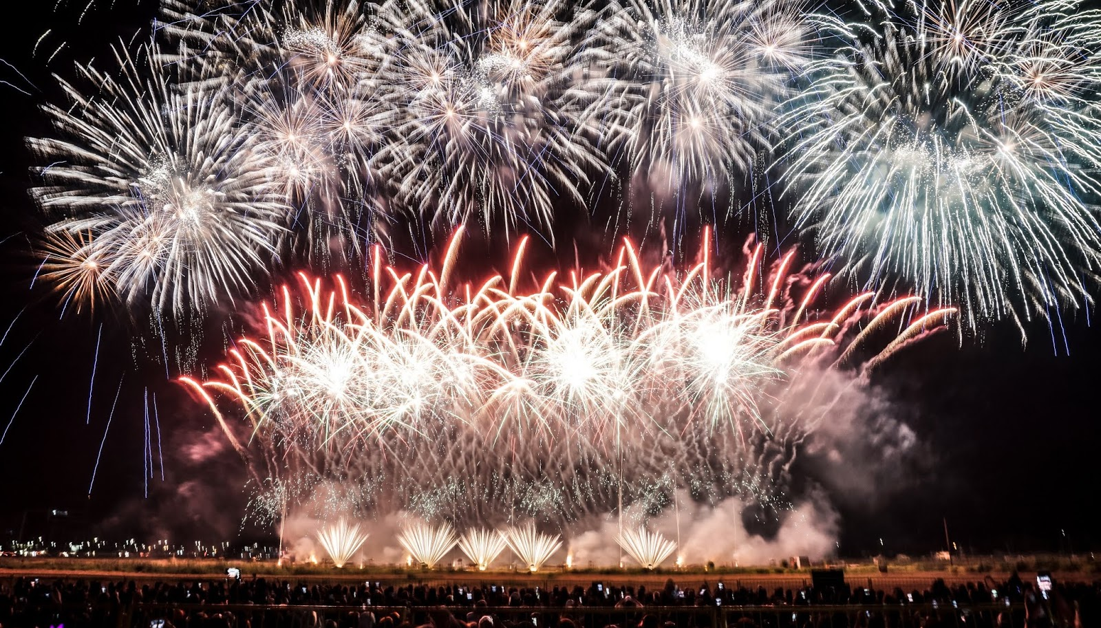 10th Philippine International Pyromusical Competition in Clark, Pampanga #10thPIPC