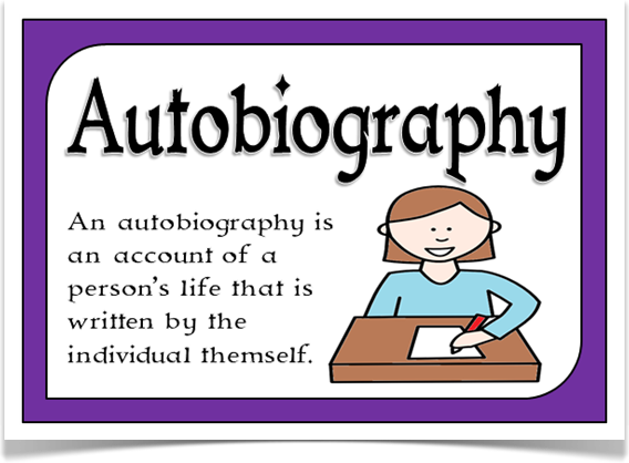 Autobiography memoir spiritual autobiography