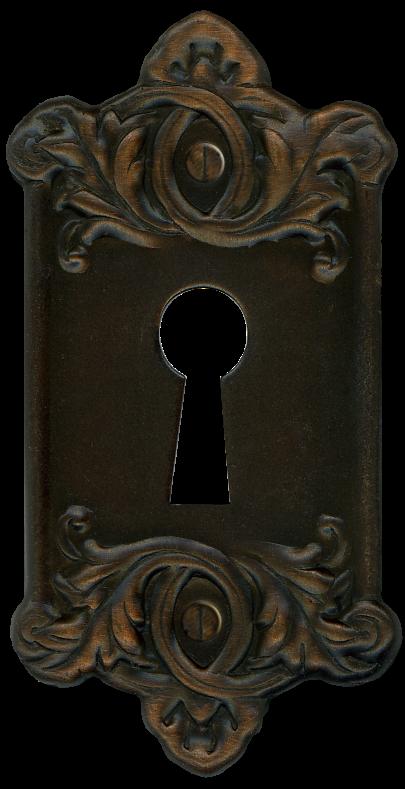 Vintage Key Hole 37
