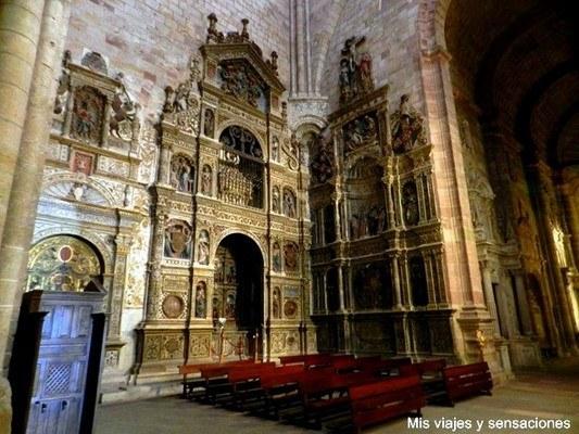 retablo de Santa Librada, Catedral de Sigüenza