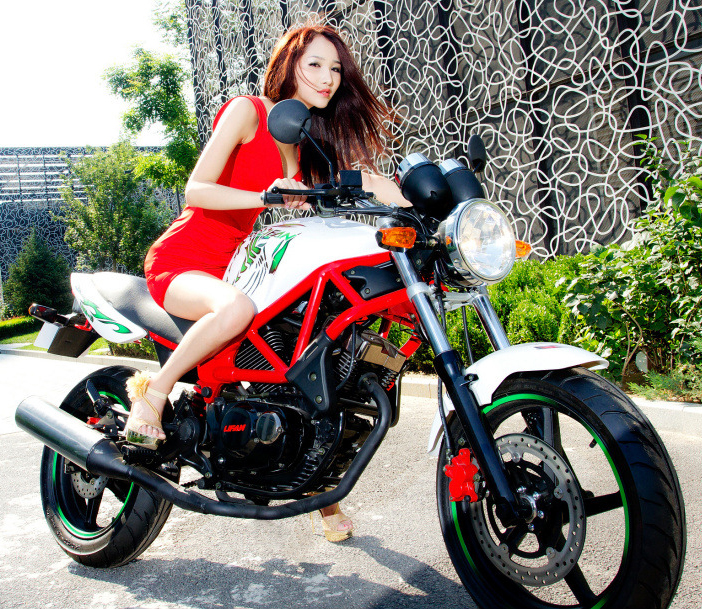 Asian Bikes 103