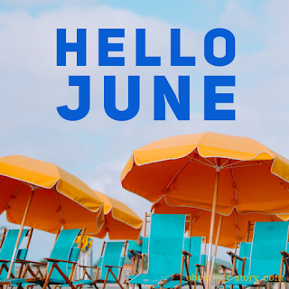 Hello June | About That Story