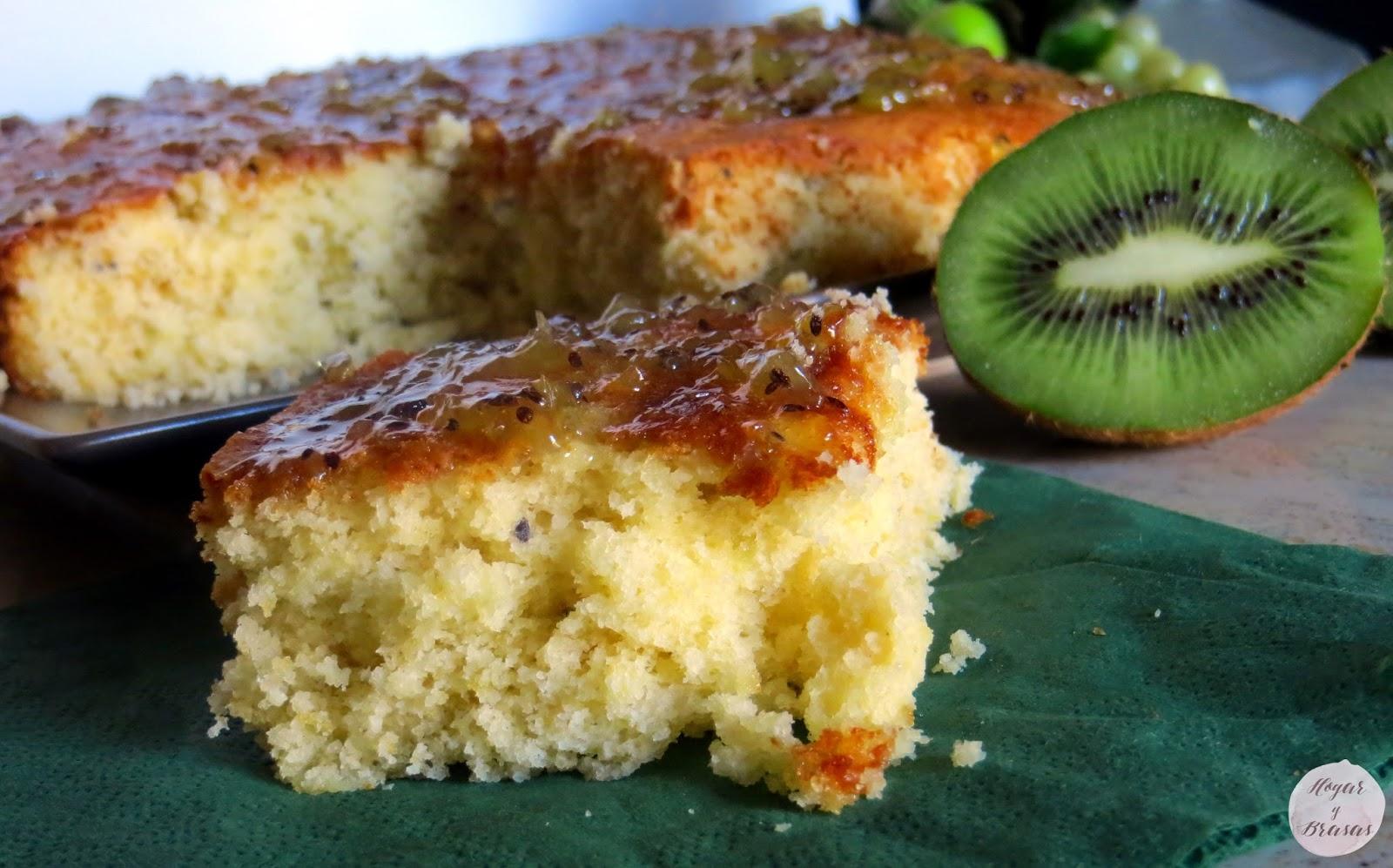 Cake de Kiwi