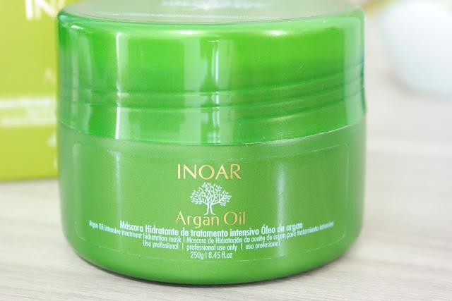 cabelos, Inoar, óleo de argan, hidratação capilar, cabelos saudáveis, produtos para cabelos, cabelo com mais brilho, shampoo, máscara capilar, cabelo ressecado