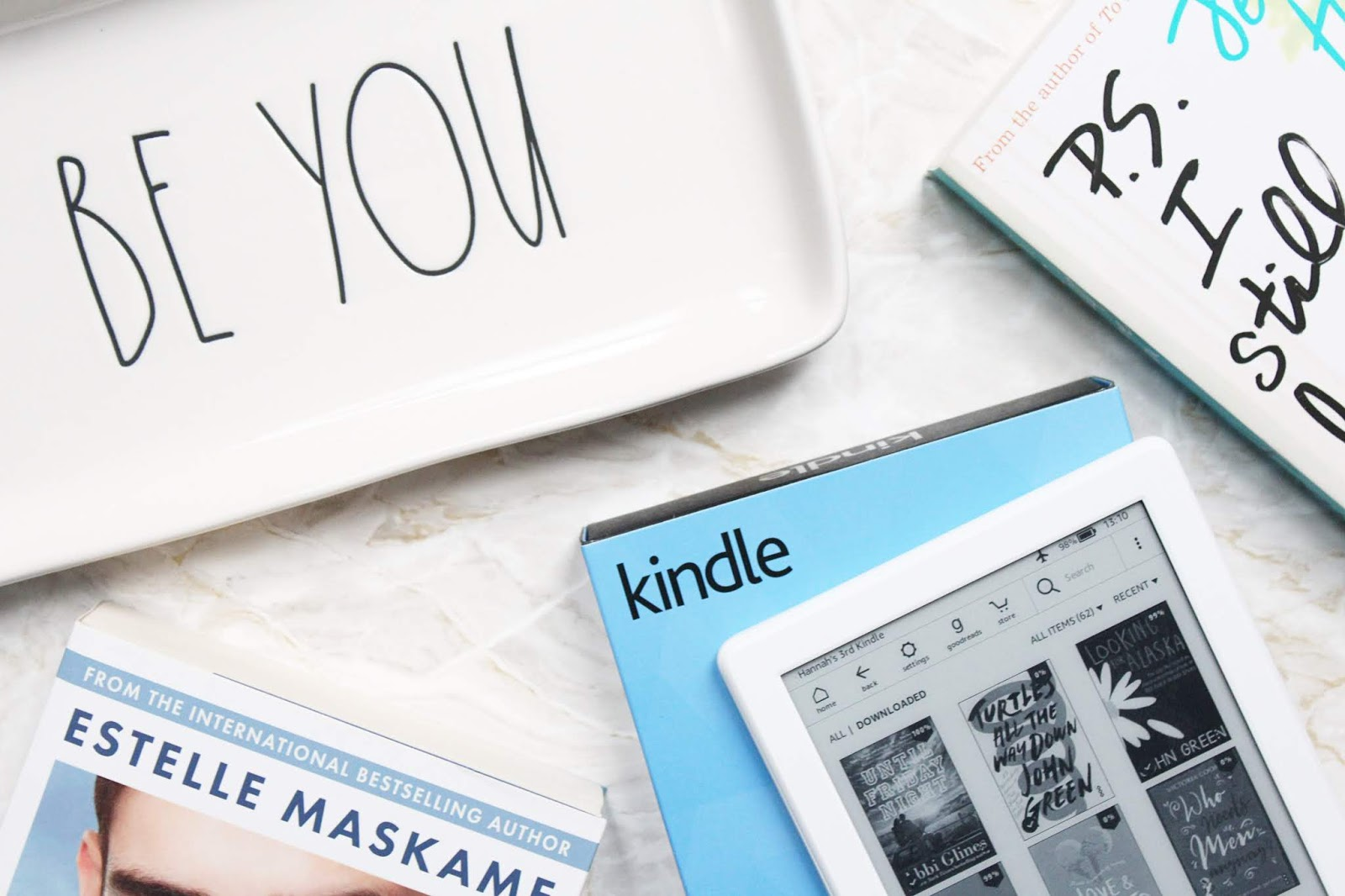 Kindle E-Reader Review