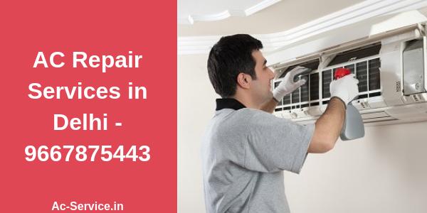 AC Repair Services in Delhi