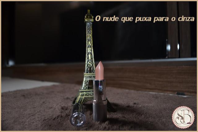 Somando Beleza, Neiva Marins, Batom Nude Vitoria, Eudora, Niterói, Dalí