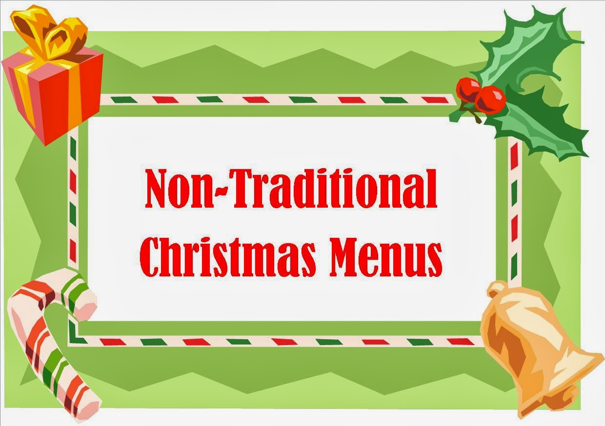 Non Traditional Christmas Dinner.Amanda G Whitaker Non Traditional Christmas Dinner Ideas