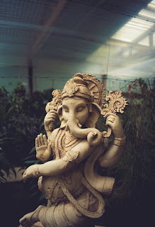 Photo of Ganesha by Jose Luis Sanchez Pereyra on Unsplash