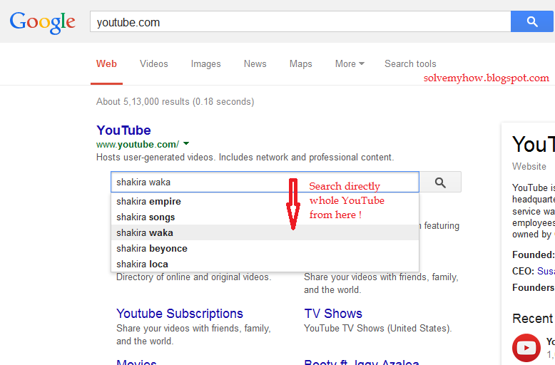How To Add Sitelinks Search Box In Google Search Results