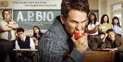 A.P. Bio Series Banner Poster