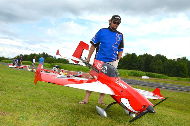 Aerobatic RC Aircraft - BSI CA - Cyanoacrylate - BSI Adhesives