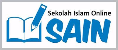 """sekolah islam online """"sain"""""""